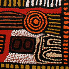 My country - Maisie Campbell Napaltjarri